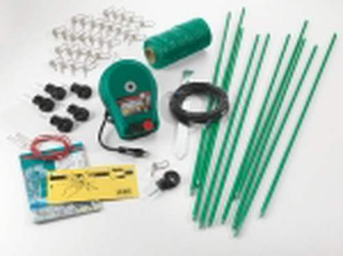 Kits cloture lectrique pour chien for Cloture jardin pour chien