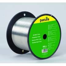 Fil de cloture électrique aluminium Patura