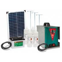 Kit Electrificateur de cloture  A 3000