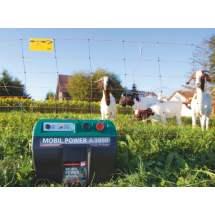 Filet de clôture électrique pour chèvre Ako