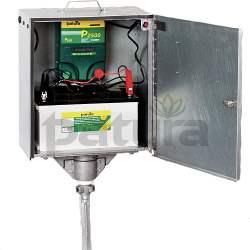 Boitier antivol pour electrificateur patura