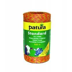 Fil de clôture électrique standard Patura