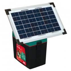 Kit electrificateur 9 v solair