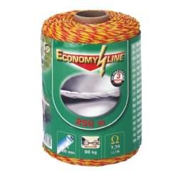 Fil de clôture électrique économique