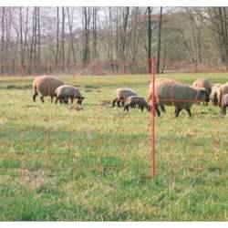 Filet électrique pour moutons ovinet orange