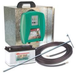 Kit electrificateur de clôture AN 3100 Ako