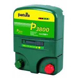 Electrificateur à puissance réglable 230v/12v patura