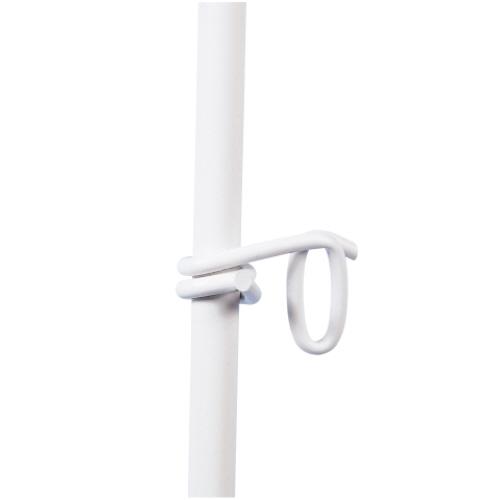 Isolateur ruban pour piquet rond 19 mm ako piquet de cl ture pvc ronds piquets de cl ture - Piquet cloture plastique ...