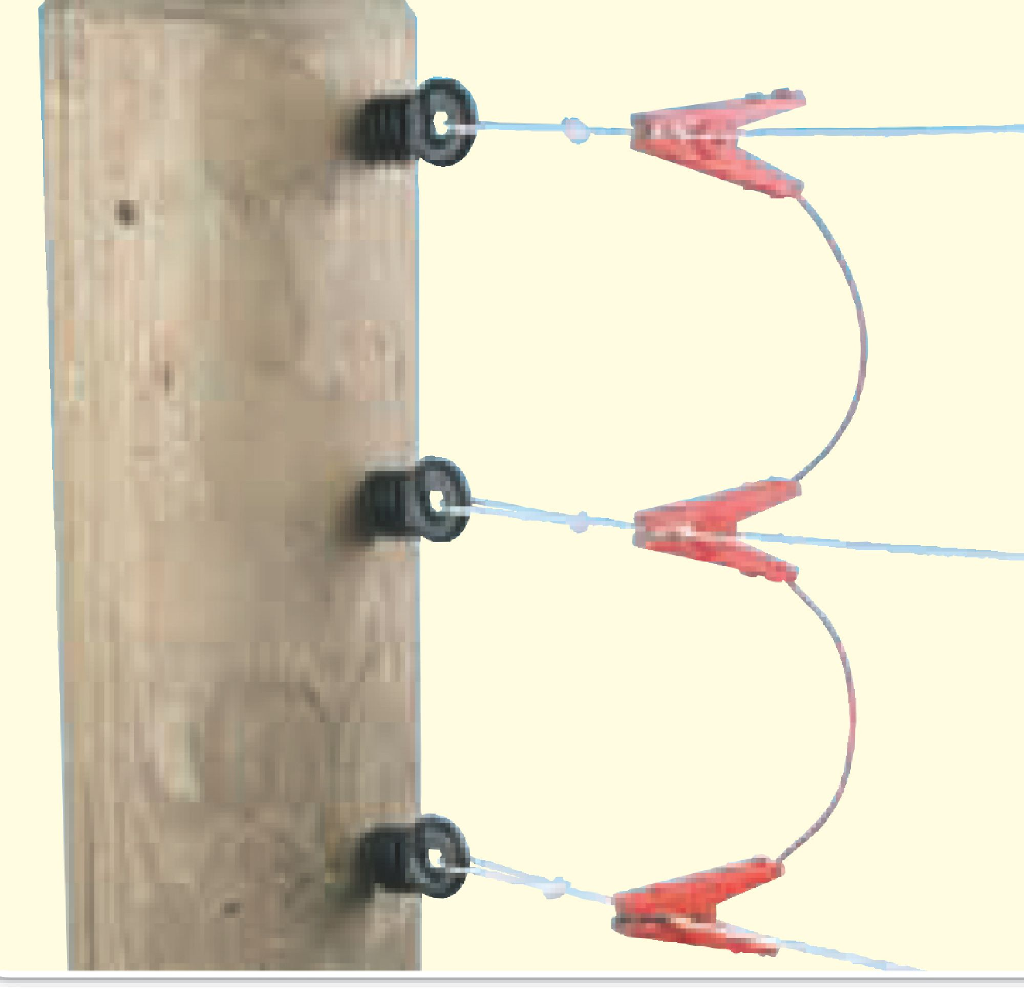 Materiel de cloture lectrique - Ruban cloture electrique ...
